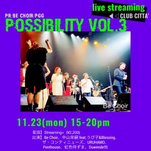 Possibility Vol.3